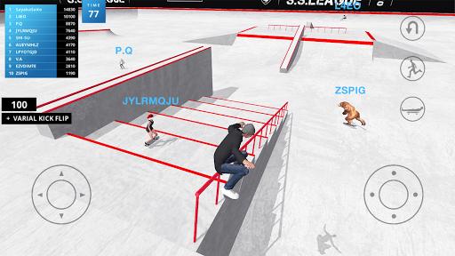 Skate Space 1.430 screenshots 1