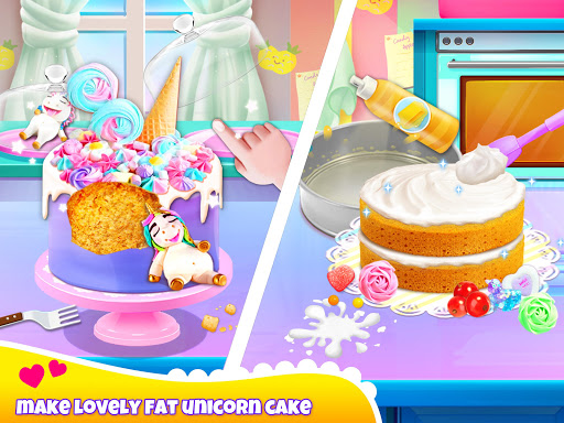 Unicorn Chef: Cooking Games for Girls 5.0 screenshots 11