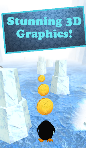 Penguin Run 3D modavailable screenshots 3
