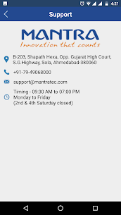 Mantra RD Service APK Download For Android 3