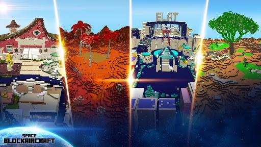 BlockAircraft-Space 2.19.5 screenshots 11