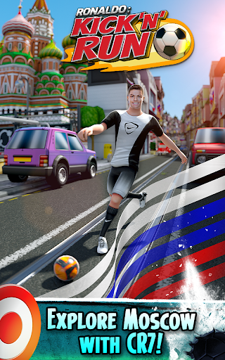 Cristiano Ronaldo: Kick'n'Run u2013 Football Runner 1.0.35 screenshots 6