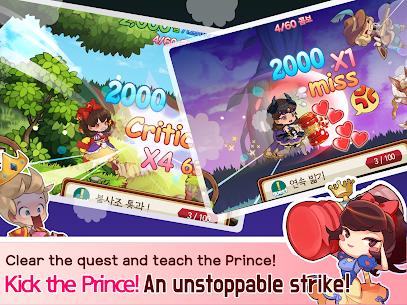 Kick the Prince: Princess Rush MOD APK 2.2.27 (Unlimited Lime) 9