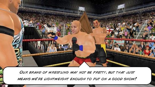 Wrestling Empire Mod APK (Unlocked, No Ads) 6