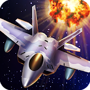 Fighter Jets All Star: Real Space War Shooter Game