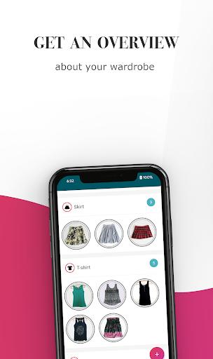 Mind Dress: Build your minimalist capsule wardrobe  screenshots 1