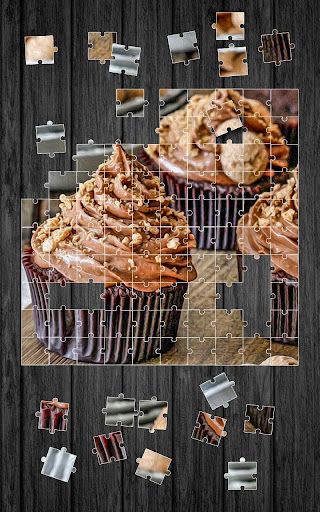 Cupcakes Jigsaw Puzzle Game For PC Windows (7, 8, 10, 10X) & Mac Computer Image Number- 9