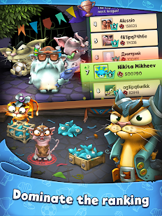 Cats Empire Screenshot