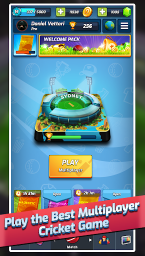 All Star Cricket 1.2.06 screenshots 1