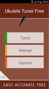 Ukulele Tuner Free  Screenshots 12
