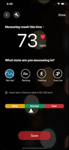 Heart Rate +のおすすめ画像3