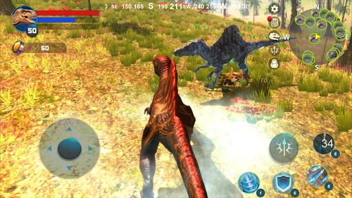 Spinosaurus Simulator 1.0.4 screenshots 3