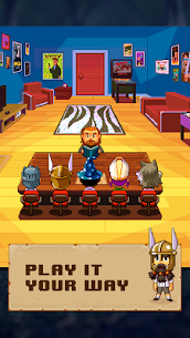 Knights of Pen & Paper 2 Mod Apk 2.7.3 (Unlimited Gold) 5