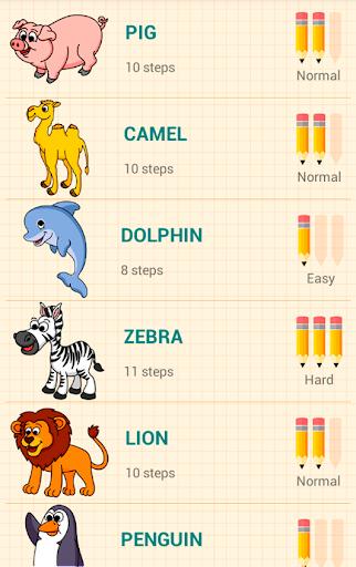 How to Draw Animals Apk 2