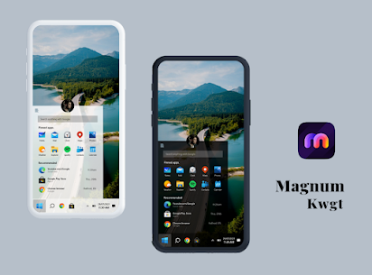 Magnum Kwgt Apk 6.2 [Full PAID] Download 6