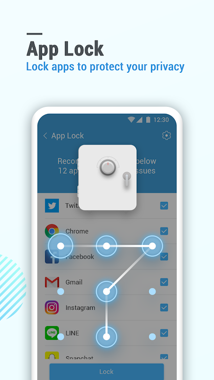 Dr. Safety: Free Antivirus, Booster, App Lock  poster 3
