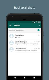 WAMR Apk Latest Version 2021 1
