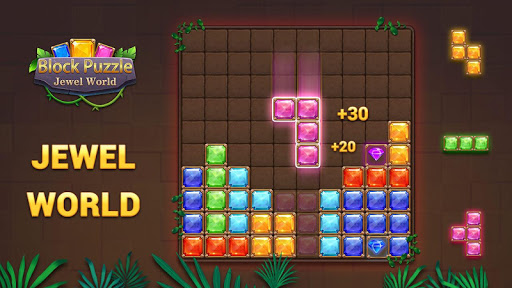Block Puzzle - Jewels World  screenshots 14
