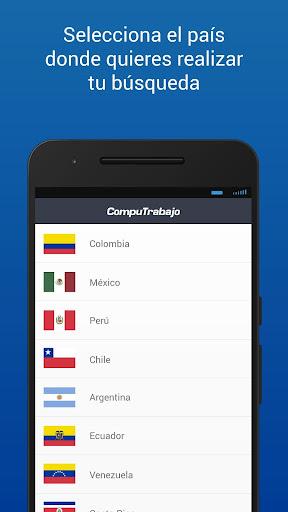 CompuTrabajo - Ofertas de Empleo y Trabajo  screenshots 2