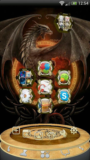 Next Launcher Dragon Theme For PC Windows (7, 8, 10, 10X) & Mac Computer Image Number- 5