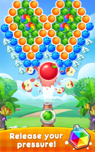 Bubble Fruit Legend apkpoly screenshots 16
