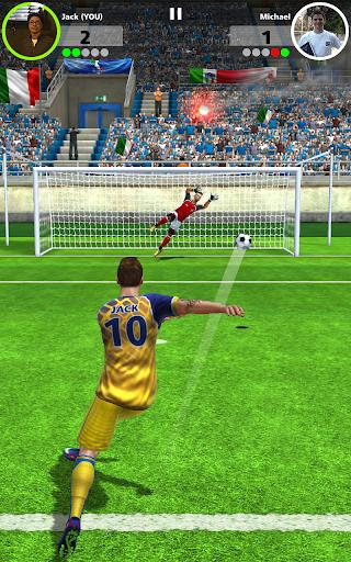 Code Triche Football Strike - Multiplayer Soccer (Astuce) APK MOD screenshots 6