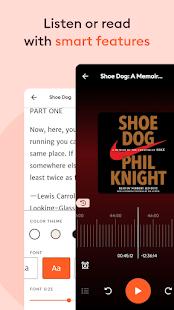 Storytel: Audiobooks and Ebooks 7.0.7 Screenshots 3