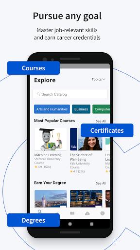 Coursera modavailable screenshots 3