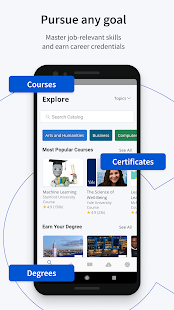 Coursera Screenshot