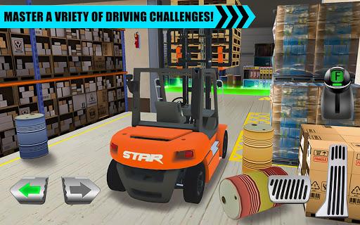 Truck Driver: Depot Parking Simulator 1.2 screenshots 7