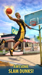 Basketball Stars MOD APK 1.34.1 (Always perfect) 3