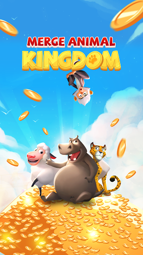 Merge Animal Kingdom - Zoo Tycoon  screenshots 1