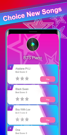 Savage Love BTS Piano Tilesのおすすめ画像2