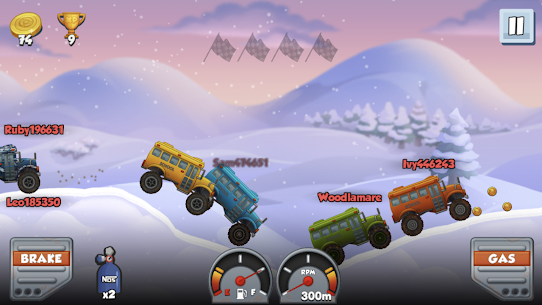 King of Climb – Hill Climber Offroad Monster truck 2