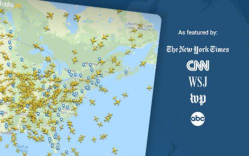 Flightradar24 Flight Tracker screenshots 10