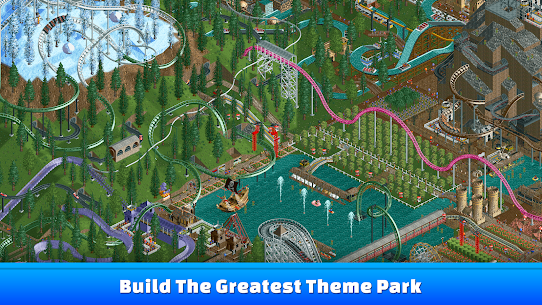 Free RollerCoaster Tycoon® Classic 3