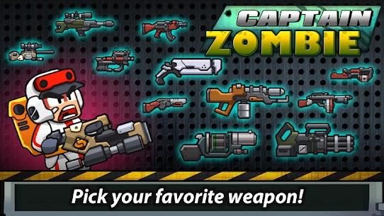 Captain Zombie: Avenger MOD Apk 1.6 (Unlimited Money) 1