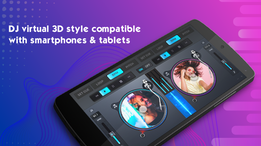 DJ Mixer 2020 - 3D DJ App 1.3 screenshots 1