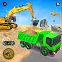 Heavy Excavator Simulator: Road Construction Games