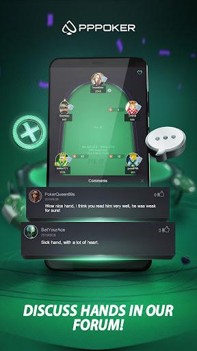 PPPoker-Free Poker&Home Games 3.5.0 screenshots 5