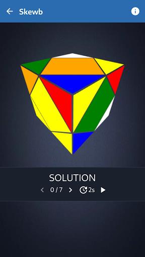 Cube Solver modavailable screenshots 4