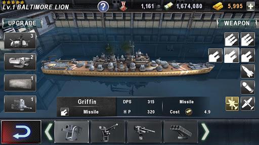 WARSHIP BATTLE:3D World War II 3.1.2 Screenshots 21