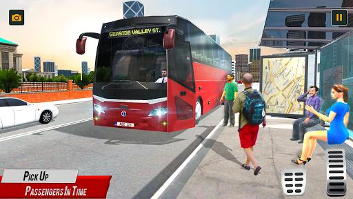 Super Coach Driving 2021 : Bus Free Games 2021 1.0.7 screenshots 1
