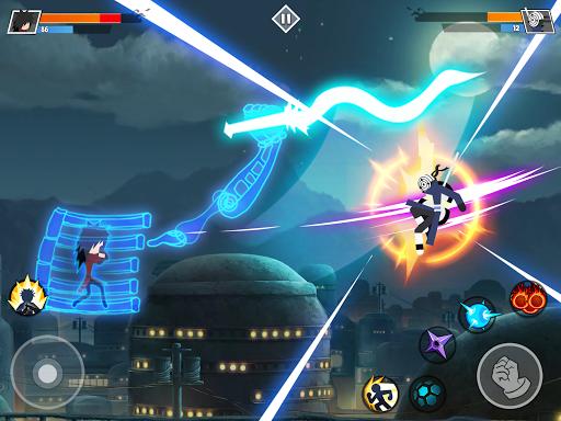 Stickman Shinobi : Ninja Fighting 2.2 screenshots 12