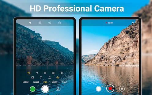 Professional HD Camera with Selfie Camera 1.7.3 Screenshots 9