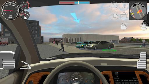 Police Cop Simulator. Gang War  Screenshots 3