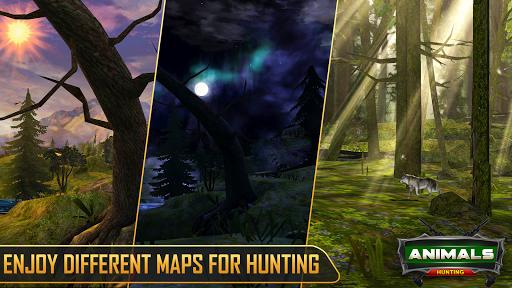 Hunting Games 2021 : Wild Deer Hunting 2.2 screenshots 2