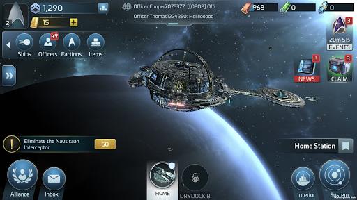 Star Treku2122 Fleet Command 1.000.13822 screenshots 8