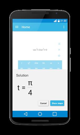 MalMath: Step by step solver 6.0.12 Screenshots 5