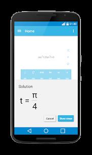 Free MalMath  Step by step solver 5